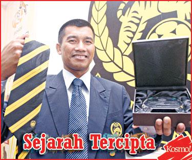 """""""Subkhiddin Mohd Salleh - pengadil malaysia ke piala dunia"""""""