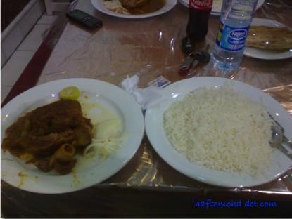 """makanan tradisi rakyat iran"""