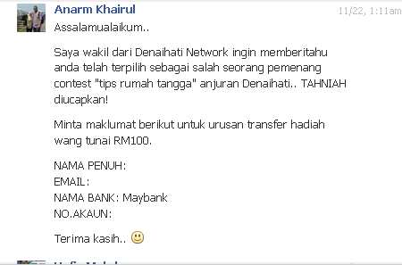 tips blogging denaihati network