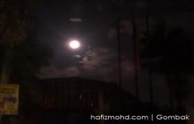 hikmah ramadhan akhlak nabi muhammad Bulan mengambang