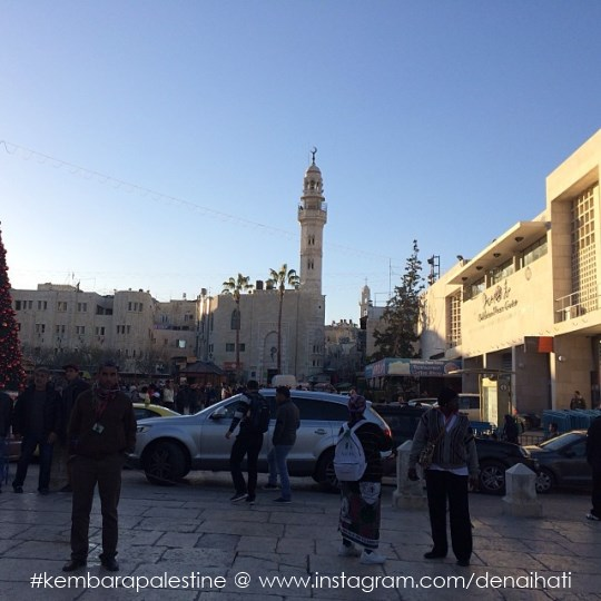 Kembara Palestine Jejak Khalifah Umar al-Khattab r.a
