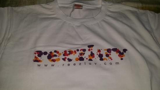 2 Helai T-shirt Terbaik dari Blogging!