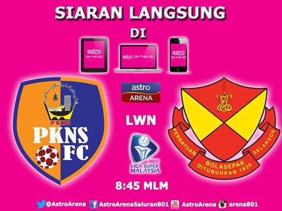 Live Streaming Sarawak vs JDT & Selangor vs PKNS Juara Liga Super 2014?