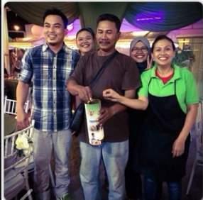 buffet ramadhan casa ombak berbuka sambil beramal