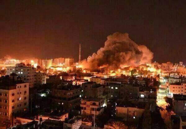 korban gaza palestin