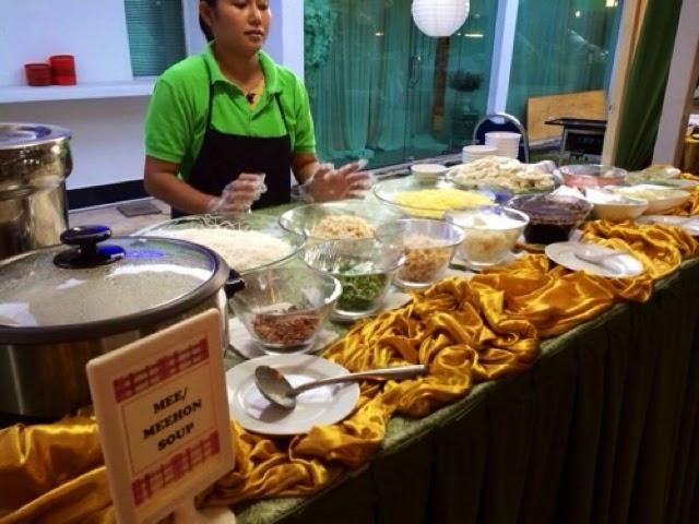 menu sup buffet ramadhan casa ombak