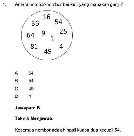 panduan peperiksaan online ptd m41