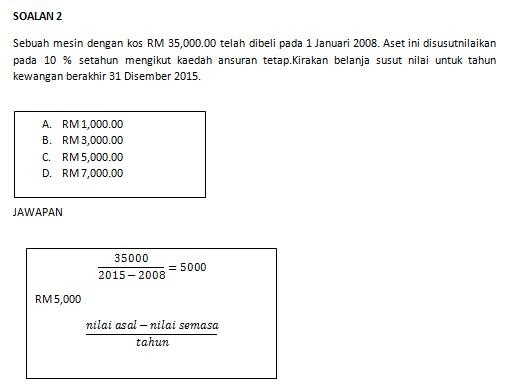 contoh soalan exam online pembantu tadbir n17